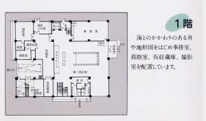 博物館1階