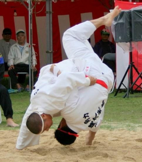 沖縄相撲のルール