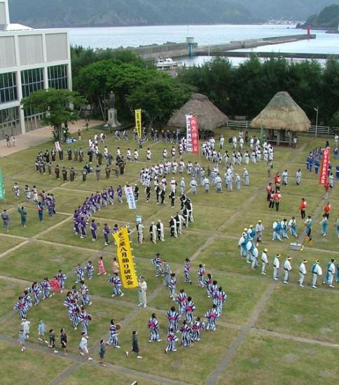 奄美市国民文化祭オープニング(第30回国民文化祭かごしま2015)